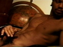 Ebony Pulls Out His Big-Black-Dick