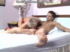 Her pussy is worn out by huge cock