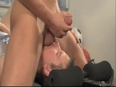 So you liked the weights? how about my dick now - Staxus Productions