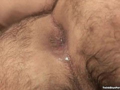 Hot Twinks Kosta and Miro on Rimming and Assfucking