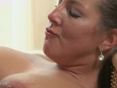 MOM MILF can't get enough of his cock