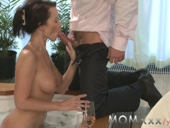 MOM Beautiful MILF's brought to climax
