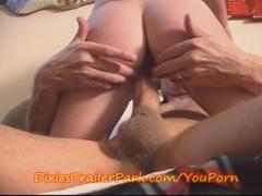 Cute BABE Teen Baby Sitter catches him Masturbating