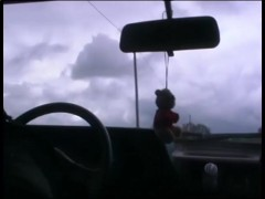 Horny Schoolgirl hitchhikes for a ride home - Telsev