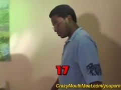 extreme crazy mouth meat