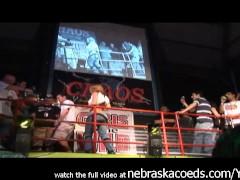 girls dancing up skirt clu footage with panty closeups