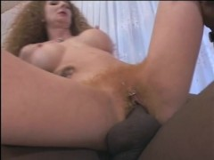 Red-Head MILF Fucks BBC For First Time - Naughty Risque