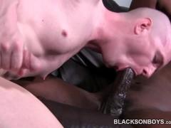 Jesse Idol Dares Take A Big Black Cock In The Ass