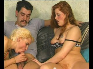 Blonde Brunette Redhead video: Three Is Fun - Julia Reaves