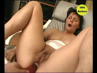 Big Dildo For A Larger Lady - Julia Reaves