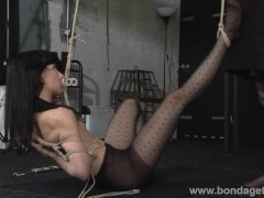 Movie:Sexy Elise Grave as damsel in ...