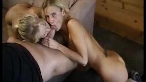 Blonde suckers
