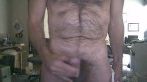Middle Aged Runner with Good Body