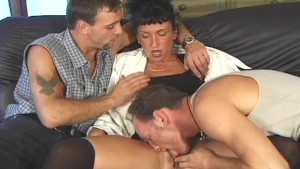 Two guys visit a hooker 2/3