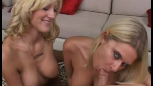 Riley Evans vs. Staci Thorn: Blowjob Contest!
