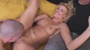 hot milf nailed while hubby watches