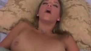 Peter North - Hot blond chick cummed