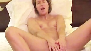 Older babe in hotel 2