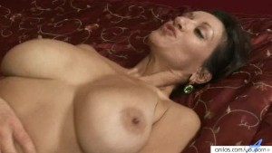 Busty Hairy Cougar Persia Monir Pussy Pounding