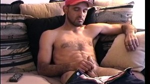 His cock is round, firm and fully packed PT.1/