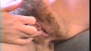 Big tits and hairy pussy Part 1