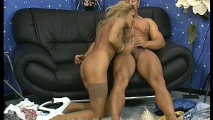Drilling that pussy hard and fast