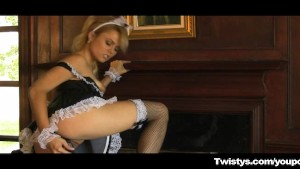 Hot Maid caught Masturbating