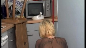 If you clean the kitchen i ll help you empty your balls (clip)