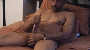 Want to see this big black dick cum?