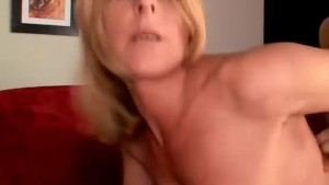 Beautiful MILF fucked and a facial cumshot