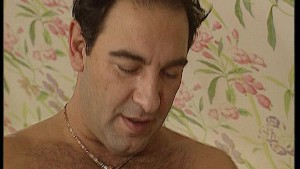 Big titted blonde smothers Peter s peter (clip)