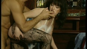 Two different type couples One Hot chick and dick and One Hot Lezbos (CLIP)