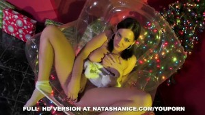 Natasha Nice s Naughty Xmas Solo