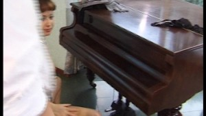 she plays more than the piano