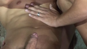 Good looking gays get it on - All Male Studio