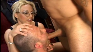 Making Him Suck Cock
