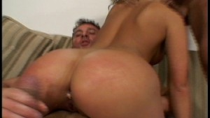Babe Gets Her Ass Destroyed