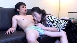 Asian Milf Blowjob