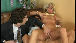 Horny mature Germans