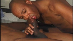 Big Black Dick For a Big Black Mouth - Black Wolf