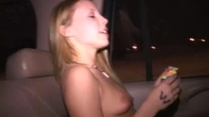 Topless Drive Through