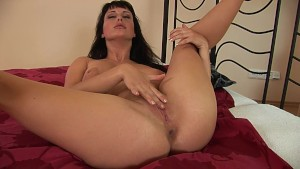 Roxana dildos both holes - CzechSuperStars