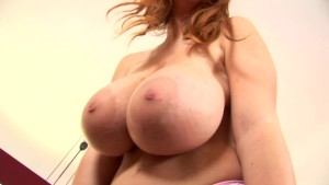 Terry and her luscious huge tits - CzechSuperStars