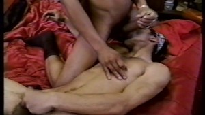 Ed & June jerking and sucking