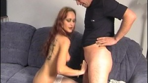 German amateur after the party - DBM Video