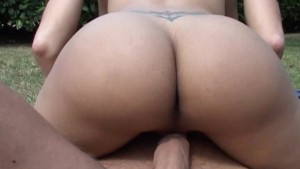 Outdoors Tranny Fuck - Macho Man Video