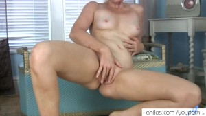Lusty cougar orgasmic pleasure
