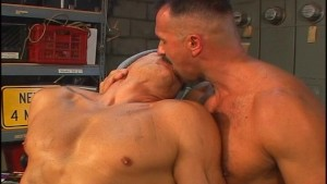 Daddies sucking each others cocks