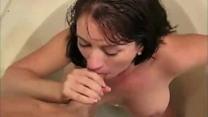 Naughty MILF Sandy Fucks Son s Friend!