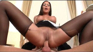 Angelica Heart Gets Her Oiled Ass Fucked